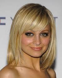 2014 medium length hairstyles for thin hair above shoulder length hairstyles ideas women medium haircut