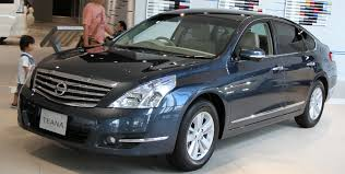 nissan teana specs and photos strongauto