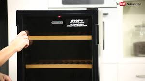 35 btls vintec wine storage cabinet wv30sgme reviewed by product