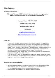Cna Resume Sample by Resume Samples Cna Resume Cv Cover Letter Cna Resume Samples