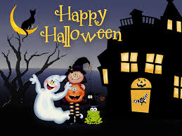happy halloween funny images free halloween animated desktop wallpaper wallpapersafari