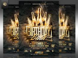 birthday flyer maker templates franklinfire co