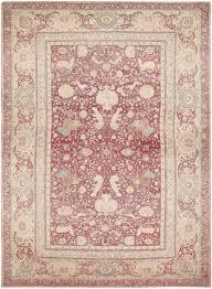 antique turkish hereke rug turkish rug 45620 nazmiyal nyc
