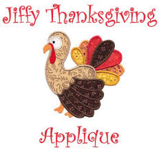 jiffy thanksgiving applique embroidery designs