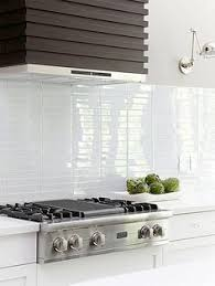 love this glass tile backsplash could paint watercolor style on