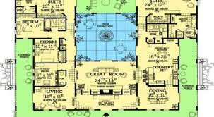 Mediterranean Home Plans With Courtyards Mediterranean Home - Home designs with courtyards