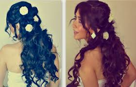 curly hairstyles quinceanera hairstyles ideas