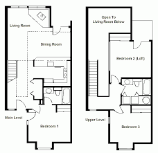 house plans with lofts amazing house plans
