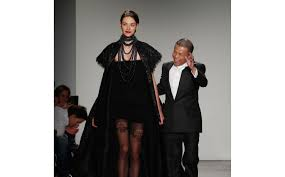 lexus usa newsroom lexus taps fashion designer zang toi for couture auto show apparel