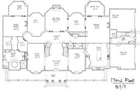 grand staircase floor plans two staircase house plans house plan stairs photo for home plan