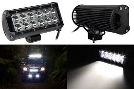 led security light bar 36w dual row cree led light bar supermarketled com
