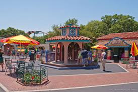 New Texas Giant Six Flags Over Texas Mexico And Spain Area Guide To Six Flags Over Texas