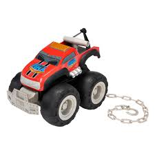 max tow truck red toys