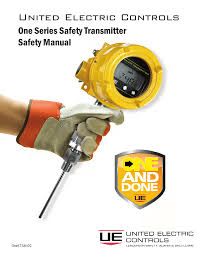 ue one series safety manual