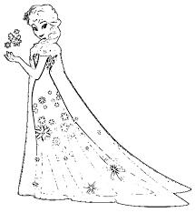 frozen coloring pages elsa coronation frozen coloring pages elsa coronation bltidm