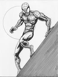 spider man by ginodrone on deviantart
