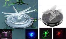Floating Solar Pond Lights - solar pond lighting equipment ebay