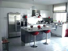 cuisine noir et gris deco table noir et deco de cuisine 20 idaces pour la