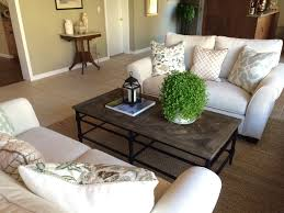 Pottery Barn Tanner Coffee Table by Ranch House Living Room Before And After Classic Casual Home