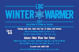 lafayette brewing on lbc winter warmer 2017 tickets on