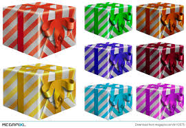 gift packages colorful gift packages illustration 9112575 megapixl