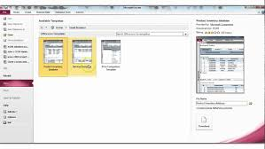 Free Access Database Templates 2010 how to find access 2010 database templates