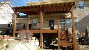 living room pergola walkway designs contemporary home backyard