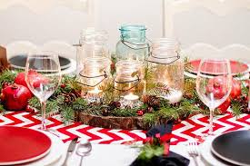 Outdoor Christmas Decorations For Walls by Diy Rustic Christmas Decorations Ideas Table For Small Dining Room