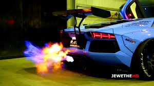 lamborghini aventador modified modified aventador lp720 4 w armytrix exhaust shooting massive