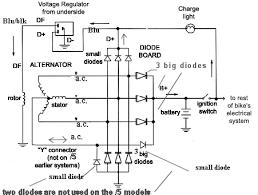 bmw airhead motorcycle alternator troubleshooting and repair