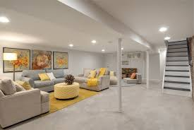 gray paint color schemes for designing family room layout in