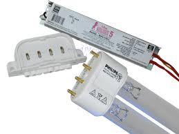 hvac uv light kit 55w diy uv air purification kit for hvac system