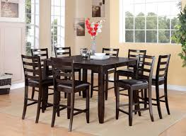 dining room table and 8 chairs 17787
