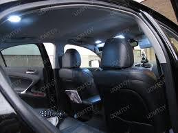 led interior lights for 2006 2011 lexus is250 is350 or is f