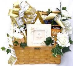 Baking Gift Basket Wedding Gift Basket A List Of Ideas Wedding Gift Basket