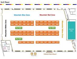 Internet Cafe Floor Plan Layout And Hours Ipac U002716 Busan Korea