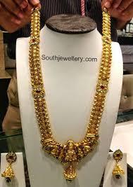 Buy Kasu Mala Lakshmi Ji Lakshmi Kasu Haram Neetha Pinterest Latest Jewellery Chains