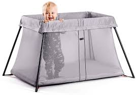 travel bed for baby images Travel cot light perfect at home away babybj rn jpg