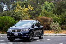 lexus crossover 2013 2013 lexus rx f sport review video
