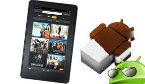 is kindle an android device how to install android 4 0 sandwich on the kindle