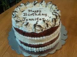 red velvet cheesecake birthday cake cakecentral com