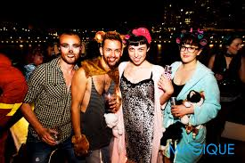 angels and demons halloween party magique halloween circus 2016 sydney harbour cruise