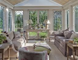 Best Garden Rooms Images On Pinterest Sun Room Conservatory - Conservatory interior design ideas