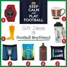 top gift ideas for football boyfriend s