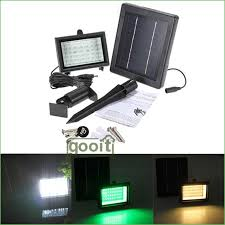 Solar Lights Outdoor Reviews - lighting lte 60 led solar lights outdoor security floodlight 300