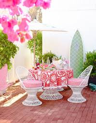 how to incorporate the color pink into your home decor