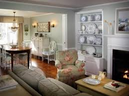 French Country House Interior - country cottage dining room ideas english country cottage