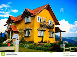 cute house royalty free stock image image 14448196
