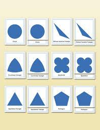 printable montessori curriculum 22 best 기하도형서랍장 images on pinterest montessori sensorial