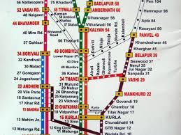 Local Map Mumbai Local Train Map Wallpapers Full Screen Wallpaper Hd